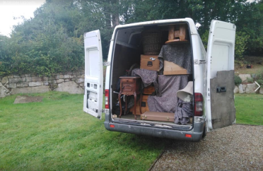 Another van load