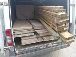 Wood haulage